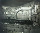 <p>The auditorium photographed in 1930.  Courtesy Irish Architectural Archive.</p>