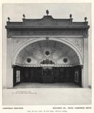 Garfield Theatre, Halsted Street, Chicago IL., 1909.