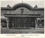 Garfield Theatre, Madison Street, Chicago 1909