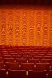 Cinestudio Austrian Shade Curtain