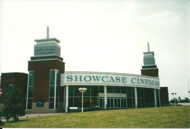 Showcase Cinemas Birmingham