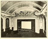 The Picture House 140 Sauchihall Street Glasgow 1913 - Screen and Proscenium