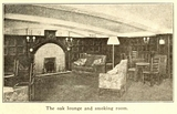 The Picture House, 140 Sauchihall Street, Glasgow 1913 - The Oak Lounge