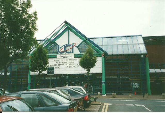 Odeon Tamworth