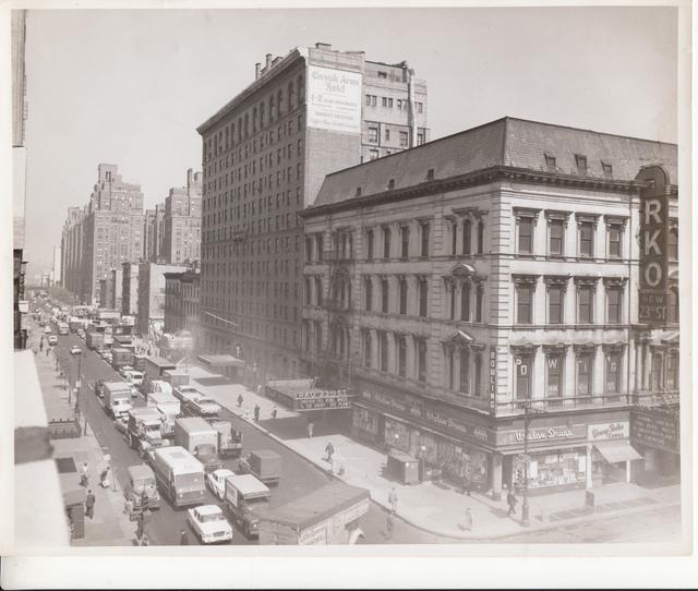 RKO 23rd Street May 4th 1960