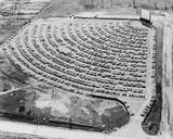 1950's aerial photo credit Photoseeum.