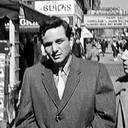 "Peter Falk in a scene from TV's ""Naked City"" in 1963. Photo courtesy of Bob Greenhouse."