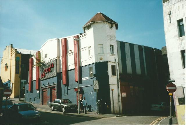 Palace Tudor Super Cinema