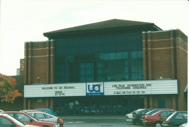 UCI Solihull