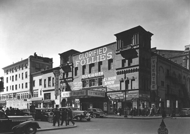 Irving Place Theatre
