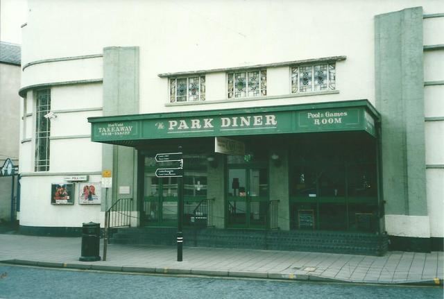 Park Diner, Welshpool