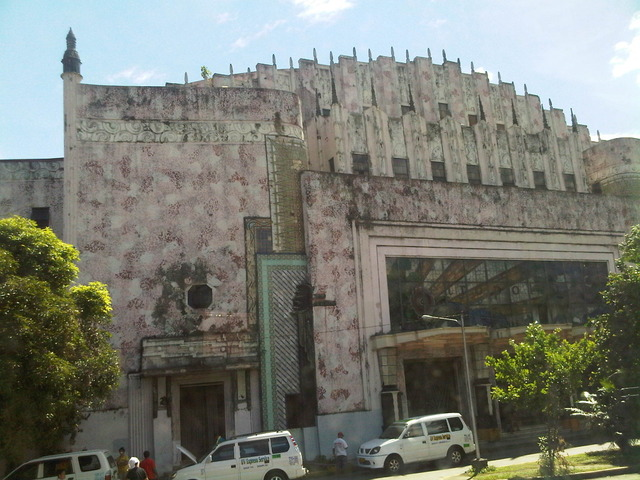 manila metropolitan theater essay Manila, philippines – years after being left in ruins and desolation, the manila metropolitan theater gets a new lease on life as the national commission for culture and the arts (ncca) set.