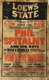 June 1927 poster courtesy of Gianno Dv.