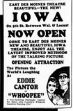February 1st, 1931 grand opening ad