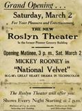 Roslyn Theatre