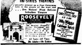 December 23rd, 1934 grand opening ad