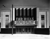 Far Hills Theater circa 1937