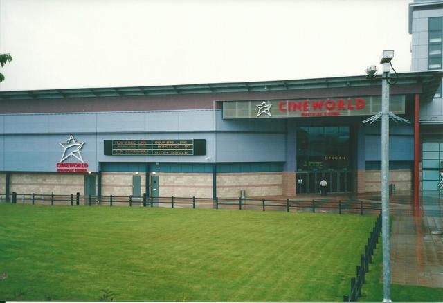 Bradford movie theater