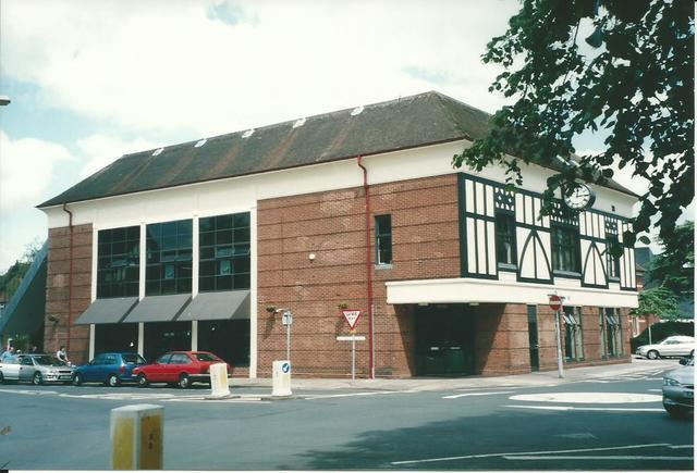 New Salters Cinema