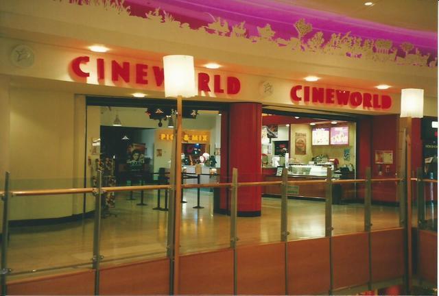 Cineworld Cinema - Solihull