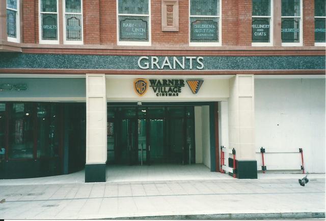 Vue Croydon Grants