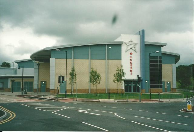 Cineworld Cinema - Yeovil