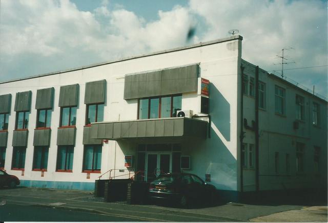 Rothbury Cinema