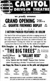 September 19th, 1952 grand opening ad