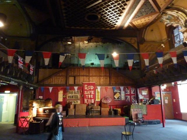 Auditorium in 2011