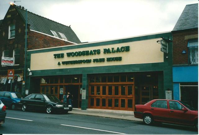 Woodseats Palace Cinema