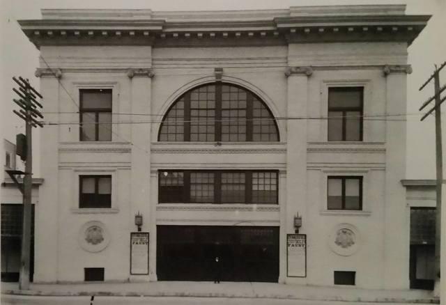 As Bakersfield Opera House 1910.