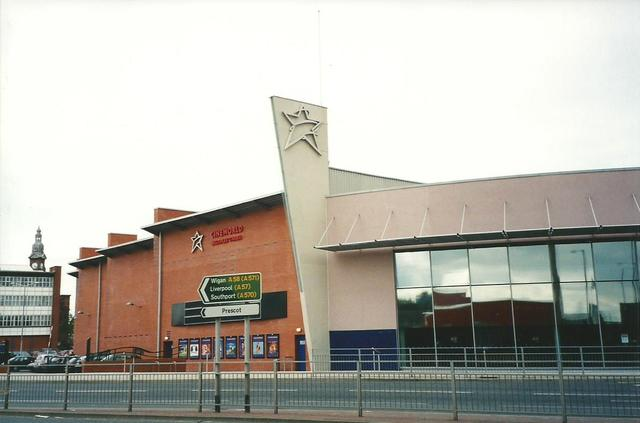 Cineworld Cinema - St. Helens