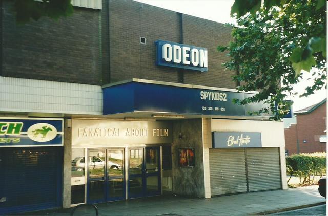 Odeon Allerton