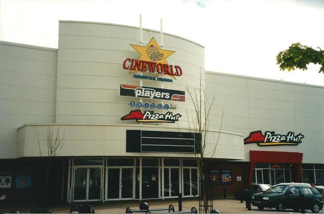 Cineworld Cinema - Runcorn