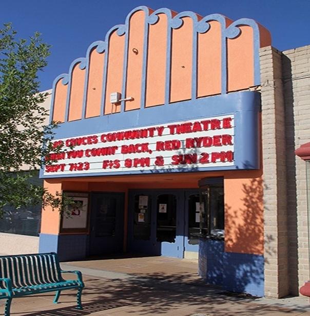 las cruces community theatre in las cruces nm cinema