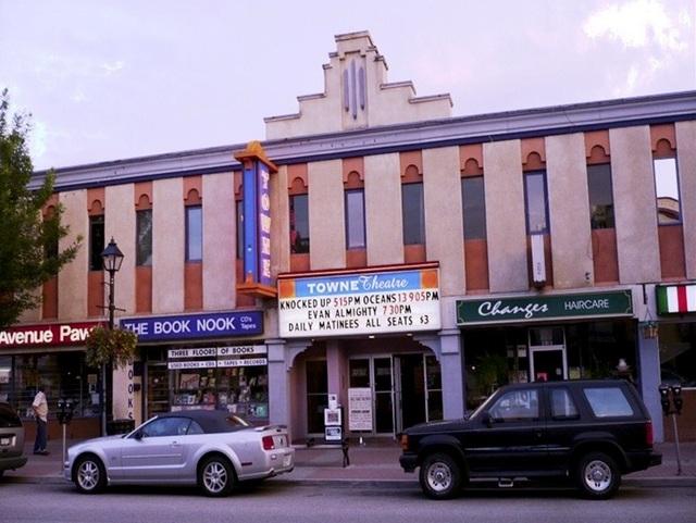 Vernon Towne Theatre