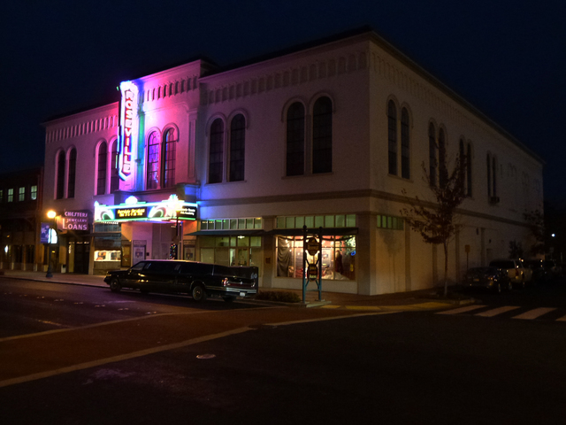 Roseville Theatre 2015