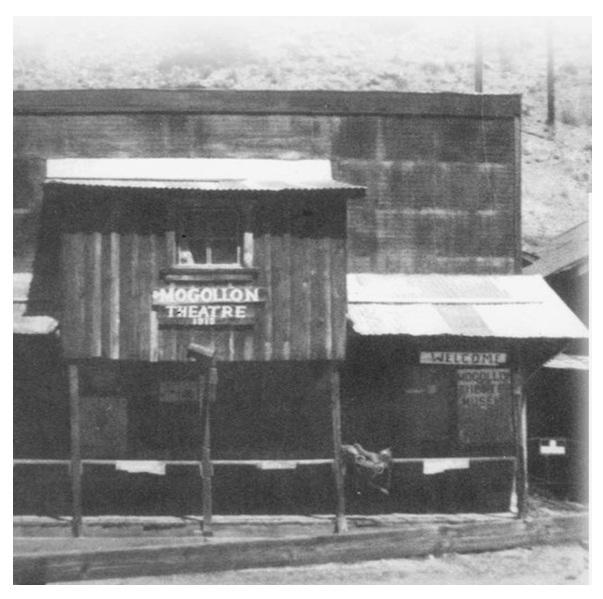 Mogollon Theatre