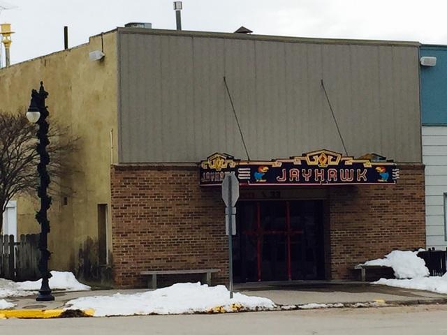 Jayhawk Theatre - Atwood KS 12-5-2015