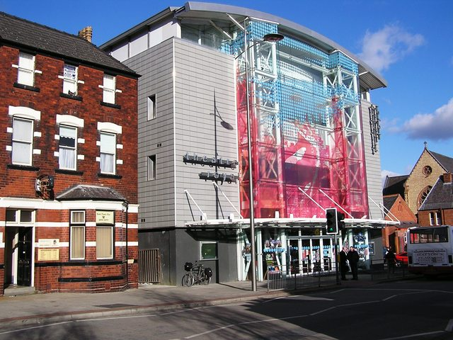 St. Helens Theatre Royal