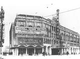 Pantages Theatre exterior