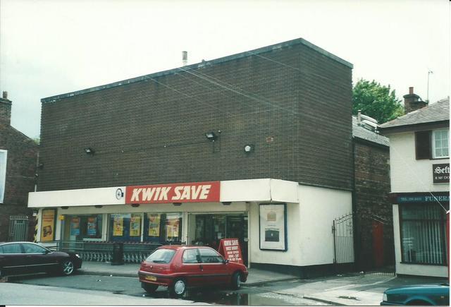 West Derby Plaza Cinema