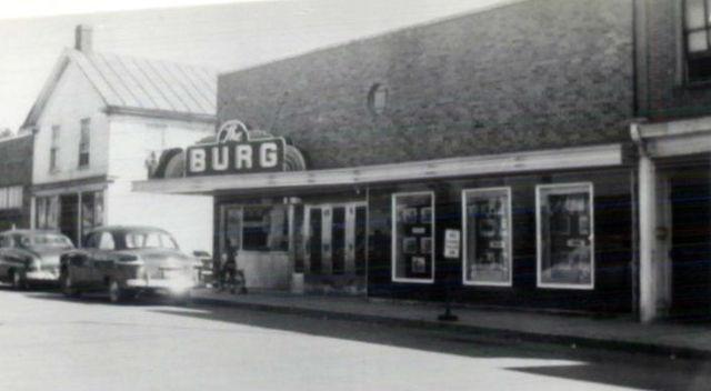BURG Theatre; Shullsburg, Wisconsin.