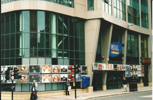 Cineworld Cinema - Glasgow