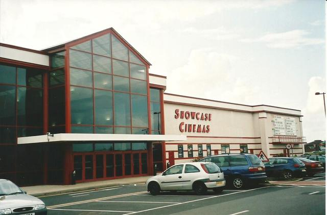 Showcase Cinemas Paisley