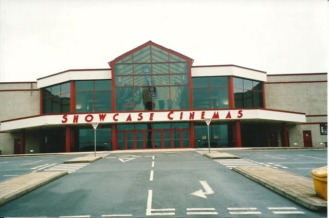 Showcase Cinemas Coatbridge