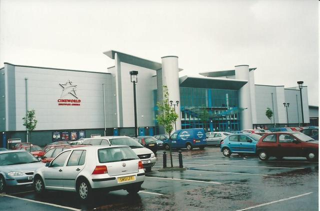 Cineworld Cinema - Falkirk