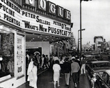 Vogue Theatre &quot;What's New Pussycat&quot;  (1965) engagement