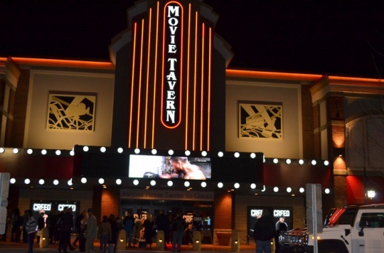 Movie Tavern by Marcus Exton