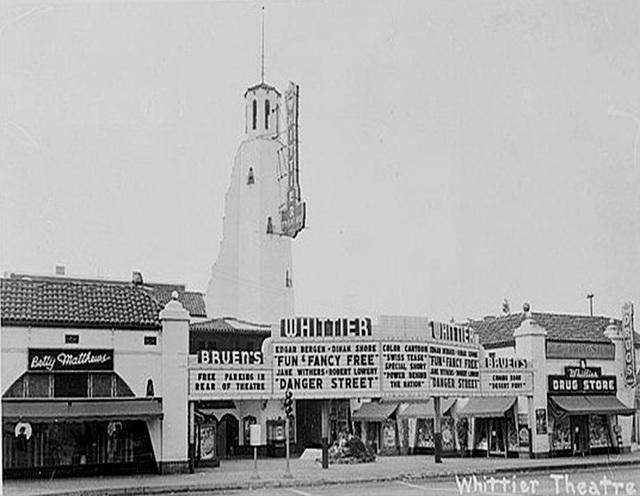 Whittier Theatre